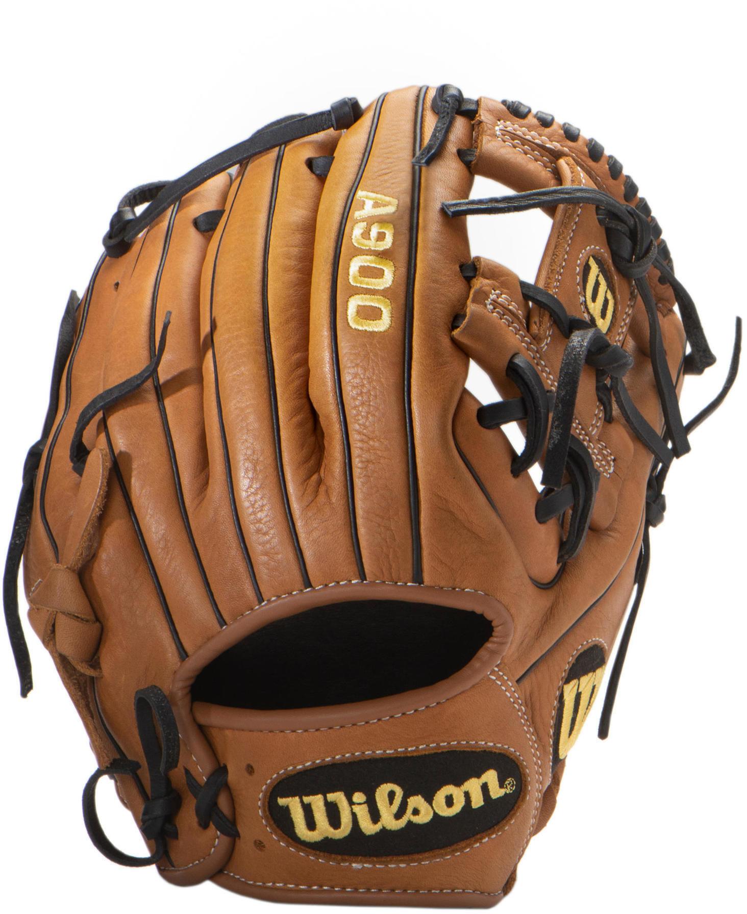 Rękawica baseballowa lewa A900 11,5 cali