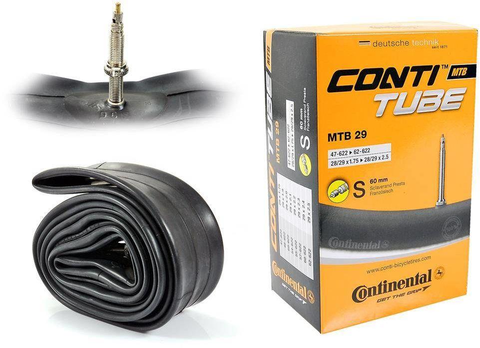 Dętka Continental MTB 28/29'' x 1,75'' - 2,5'' wentyl presta 60 mm