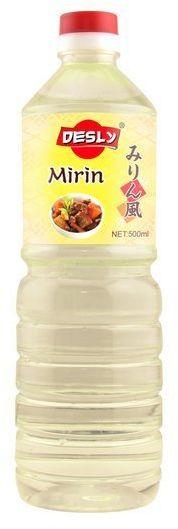Mirin, winna przyprawa do gotowania 500ml - Asia Kitchen