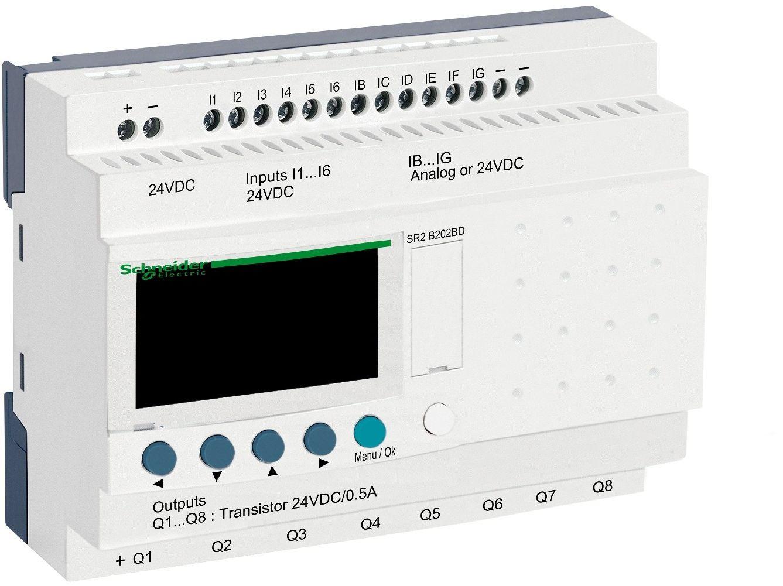 SR2B202BD Przekaźnik programowalny Zelio Logic