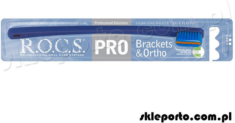 R.O.C.S. 5940 Pro szczoteczka ortodontyczna