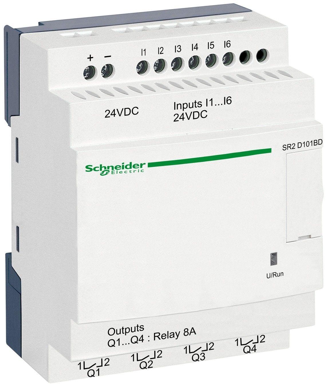 SR2D101BD Przekaźnik programowalny Zelio Logic