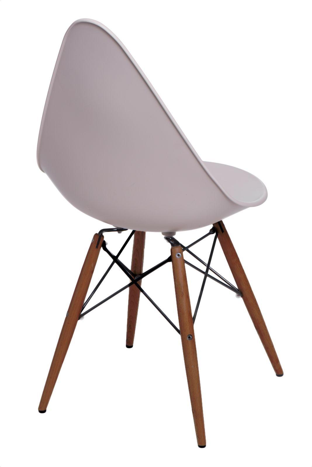 D2 Krzesło Rush DSW beżowe/dark