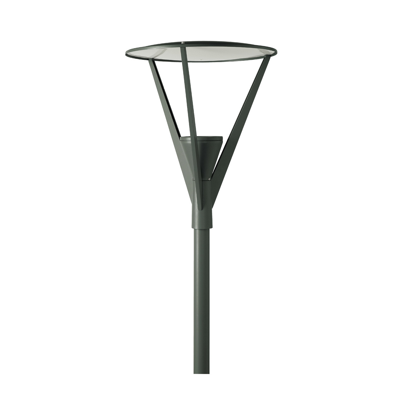 Lampa na słup NICE 777GR -Norlys  SPRAWDŹ RABATY  5-10-15-20 % w koszyku