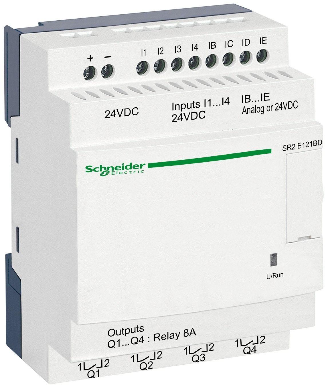 SR2E121BD Przekaźnik programowalny Zelio Logic
