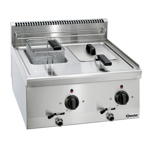Frytownica elektryczna 2 x 6 L 600x400