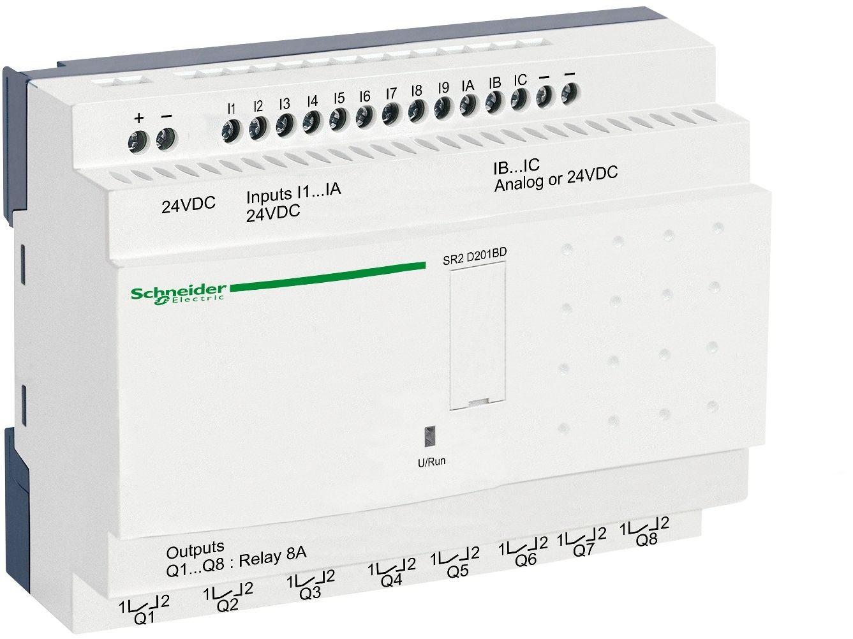 SR2D201BD Przekaźnik programowalny Zelio Logic