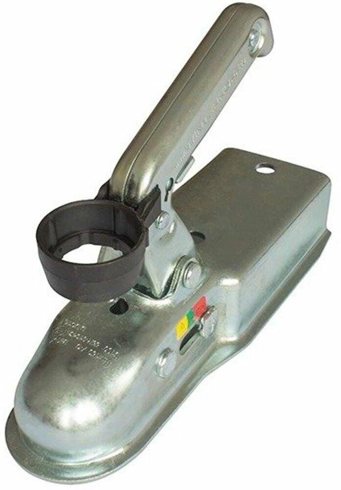 Zaczep kulowy WW 150-VG do przyczep 1500 kg kwadrat 70x70 Winterhoff