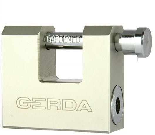 Kłódka wzmocniona GERDA trzpieniowa KSWT50
