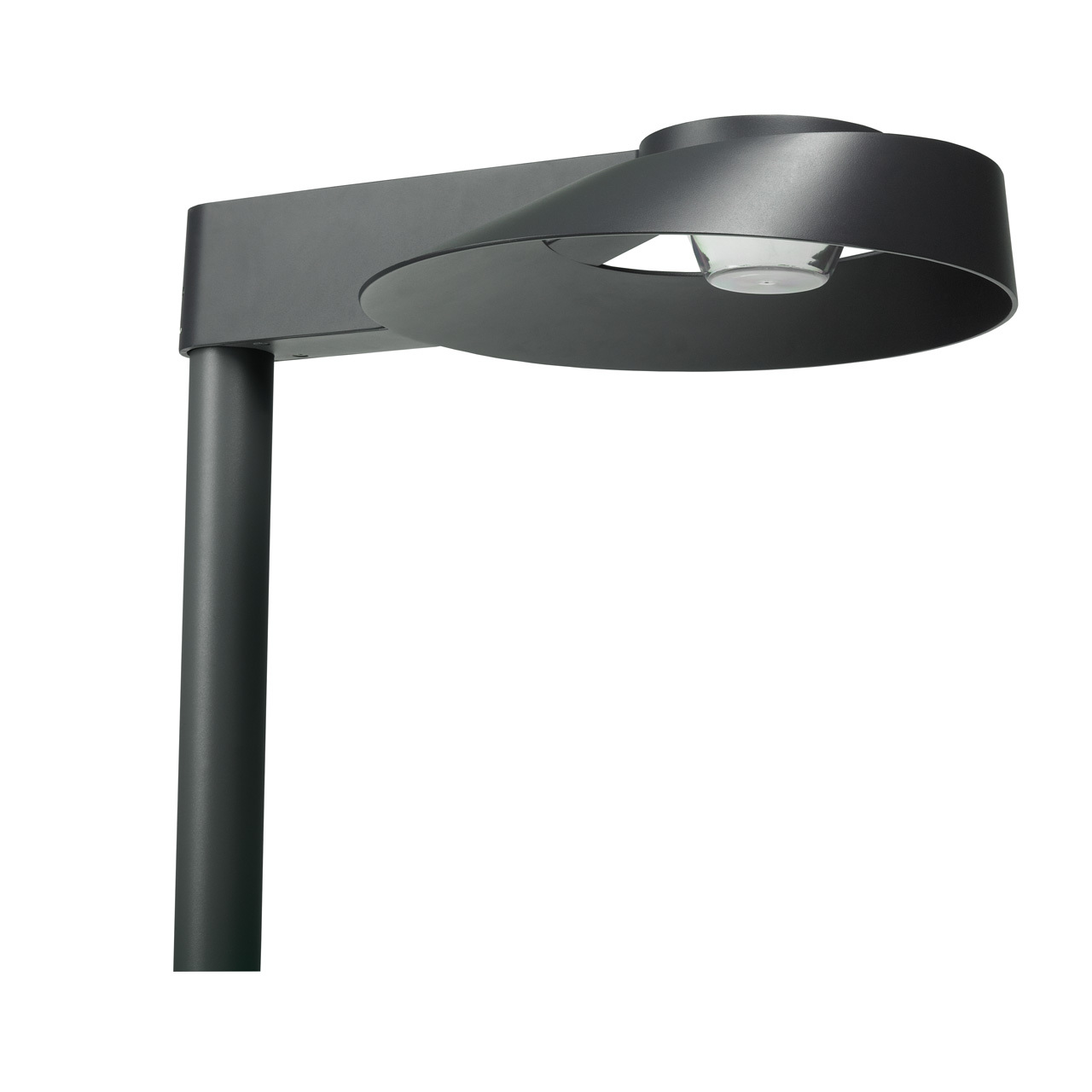 Lampa na słup SUNNFJORD LED 1507GR -Norlys  SPRAWDŹ RABATY  5-10-15-20 % w koszyku