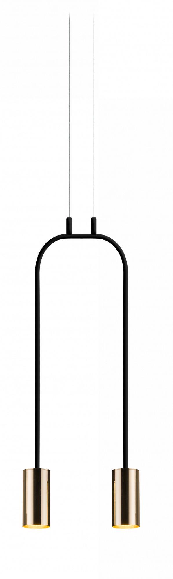 Lampa wisząca Vai Amplex efektowna oprawa w nowoczesnym stylu