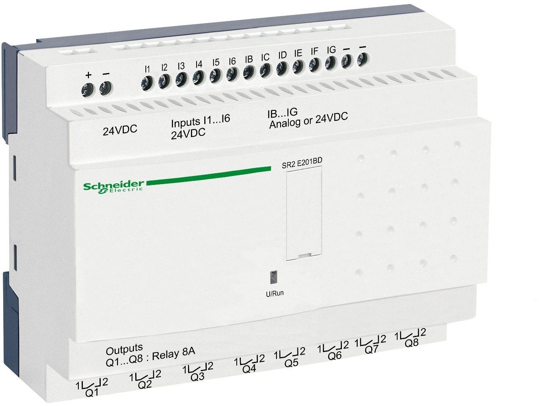 SR2E201BD Przekaźnik programowalny Zelio Logic