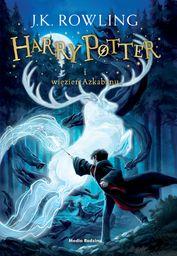 Harry Potter i więzień Azkabanu 3 ZAKŁADKA DO KSIĄŻEK GRATIS DO KAŻDEGO ZAMÓWIENIA