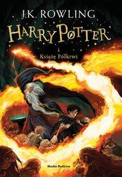 Harry Potter i Książę Półkrwi ZAKŁADKA DO KSIĄŻEK GRATIS DO KAŻDEGO ZAMÓWIENIA