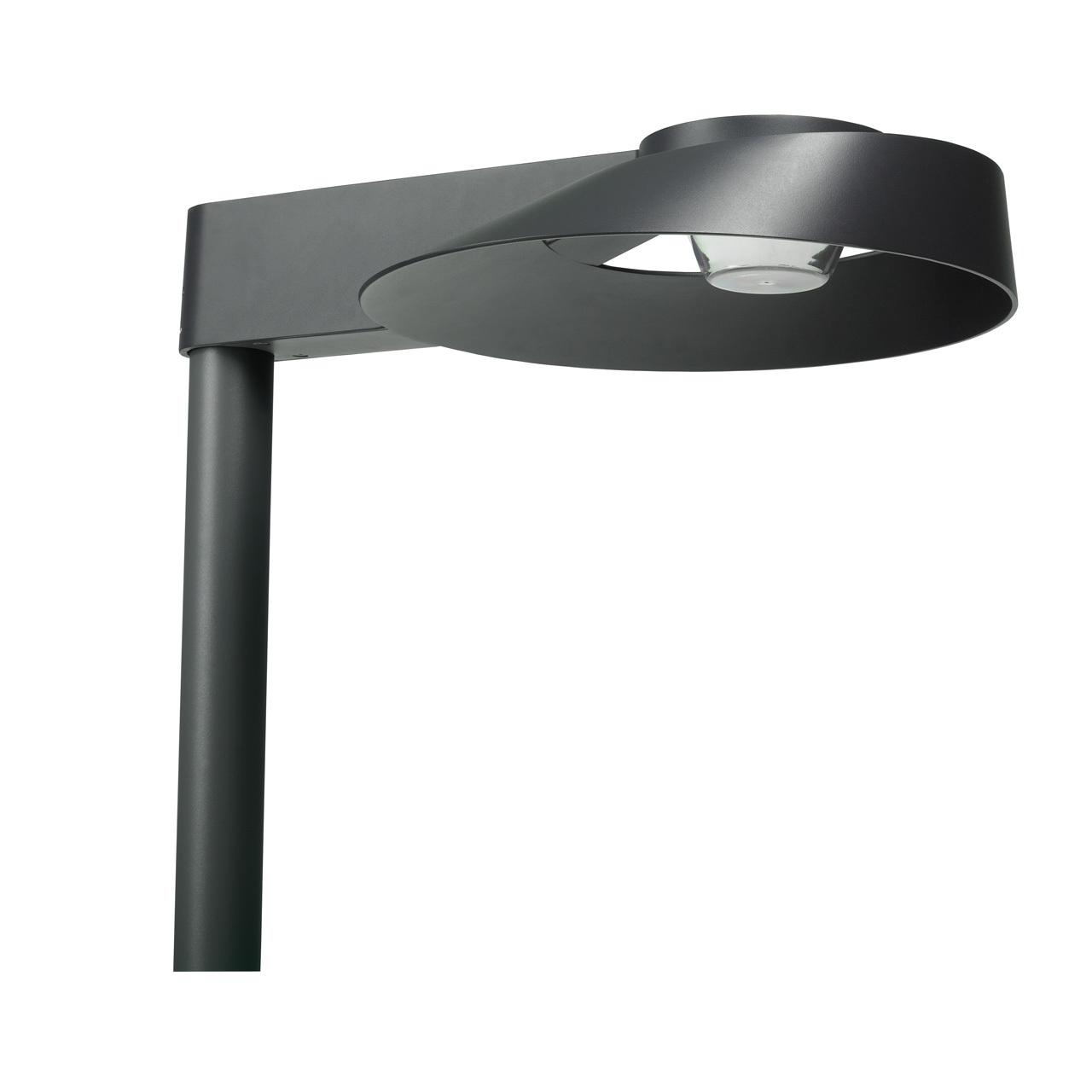 Lampa na słup SUNNFJORD LED 1508GR -Norlys  SPRAWDŹ RABATY  5-10-15-20 % w koszyku