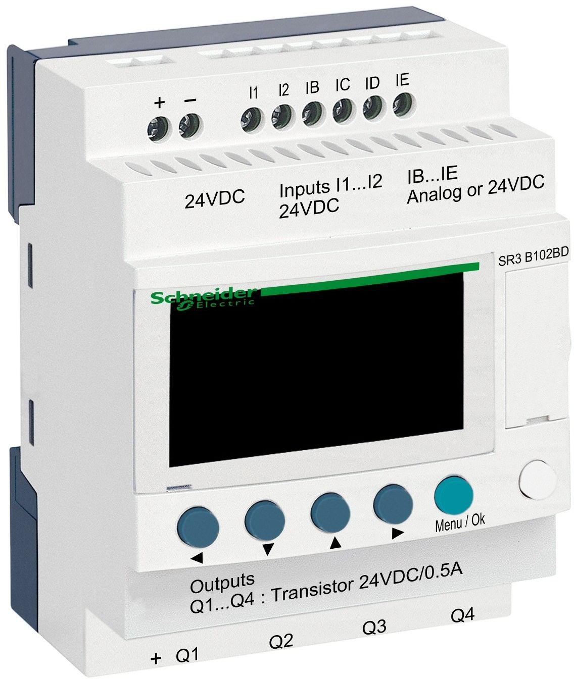 SR3B102BD Przekaźnik programowalny Zelio Logic