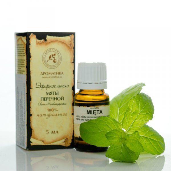 Olejek Miętowy (Mięta), Aromatika, 100% Naturalny