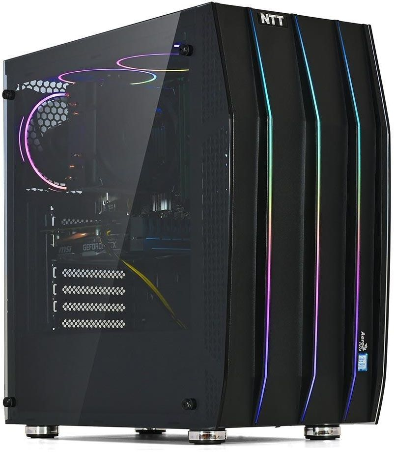 Komputer do gier NTT Game R - Ryzen 7 3800X, Radeon RX 6700 XT 12GB, 16GB RAM, 1TB SSD, W10