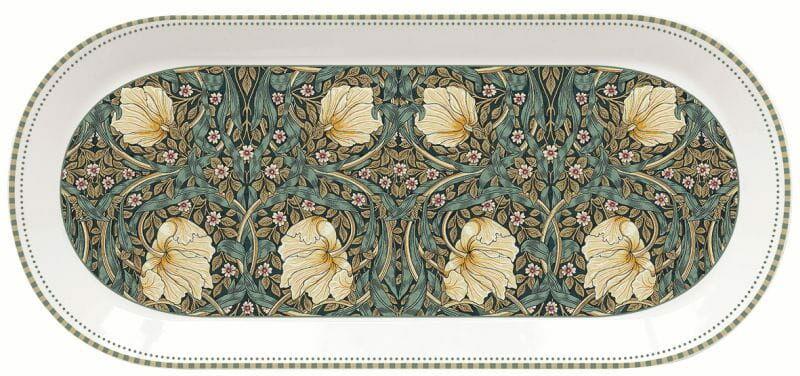Easy Life/Nuova R2S, półmisek z porcelany - William Morris