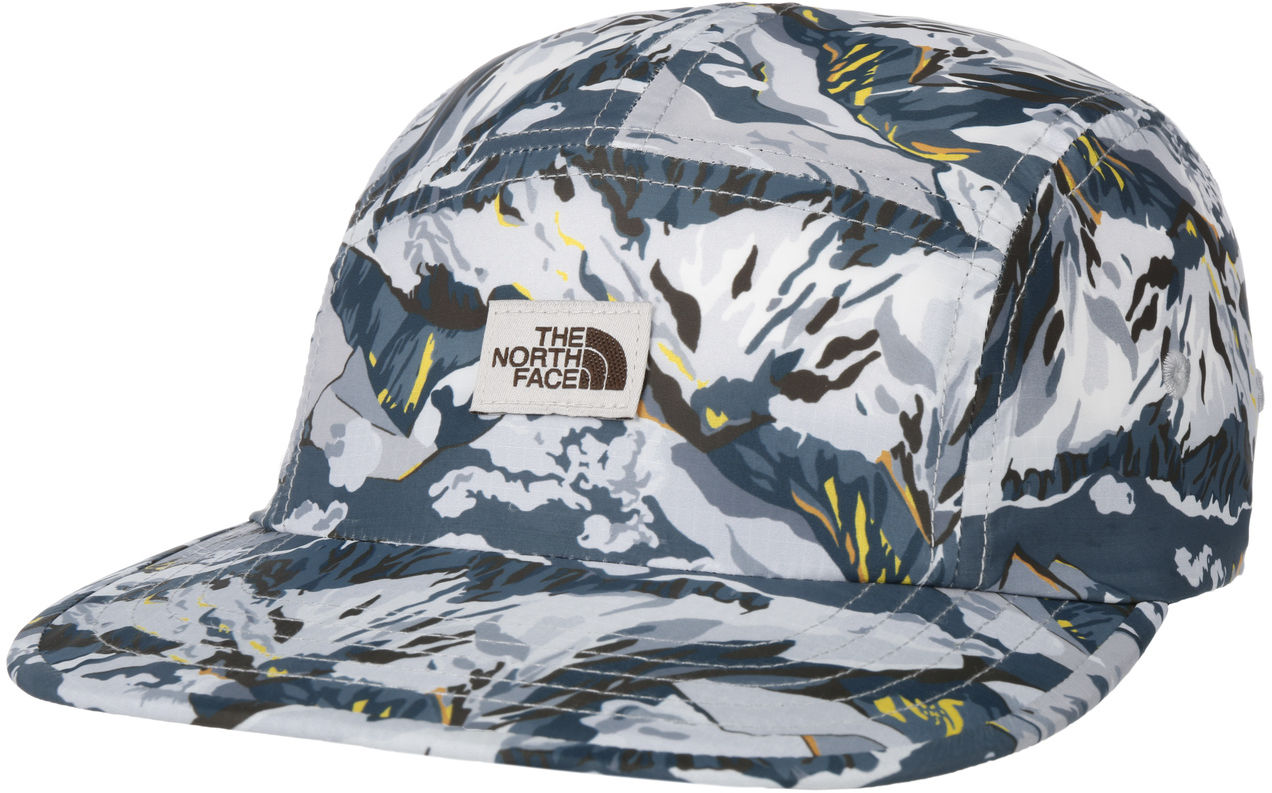 Czapka Liberty 5 Panel by The North Face, biały, One Size