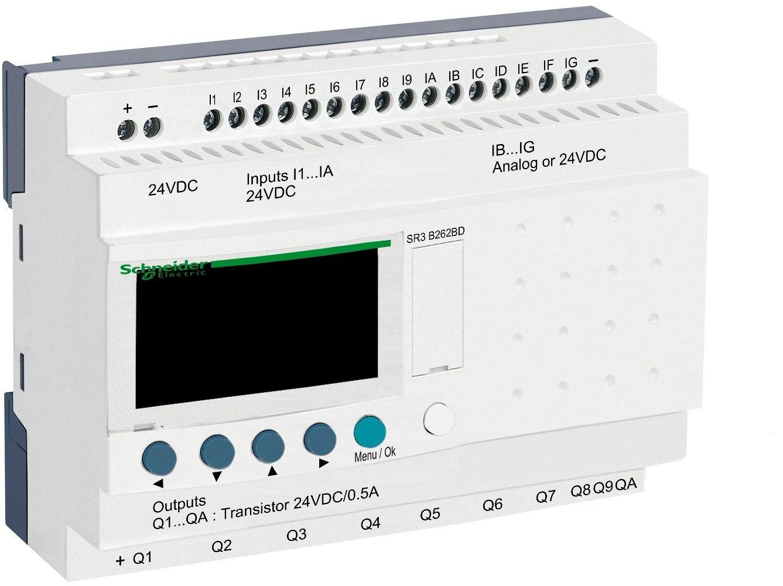 SR3B262BD Przekaźnik programowalny Zelio Logic
