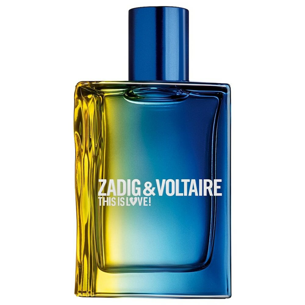 Zadig&Voltaire This is Him Zadig&Voltaire This is Him This Is Love! Eau de Toilette Spray 50.0 ml