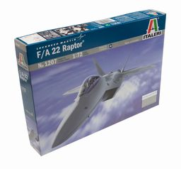Italeri 1207S - F-22 Raptor