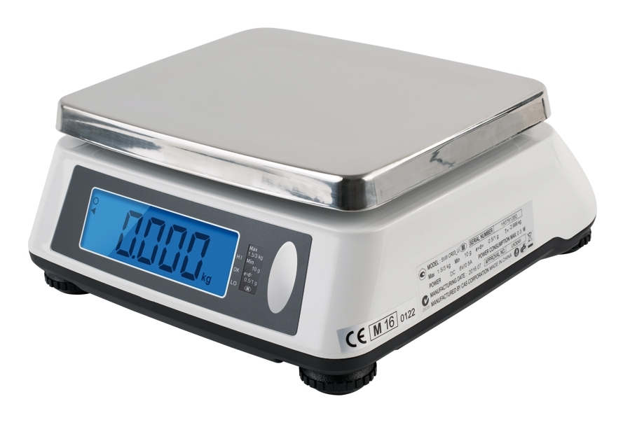 Waga licząca CAS SW-II CR30 USB 30kg