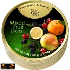 Landrynki Cavendish & Harvey Owocowy mix 200g