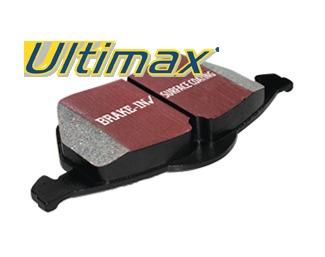 klocki hamulcowe EBC Ultimax - tył