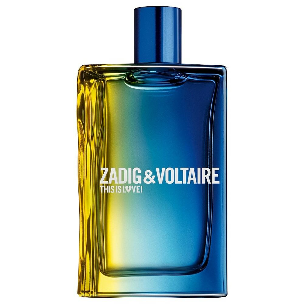 Zadig&Voltaire This is Him Zadig&Voltaire This is Him This Is Love! Eau de Toilette Spray 100.0 ml