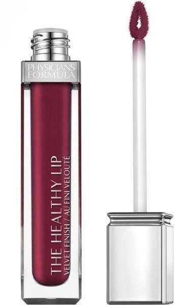 Physicians Formula The Healthy Lip Velvet Pomadka w płynie Noir-ishing Plum 12ml