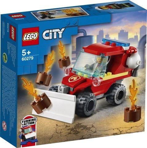 Klocki City 60279 Mały woź strażacki