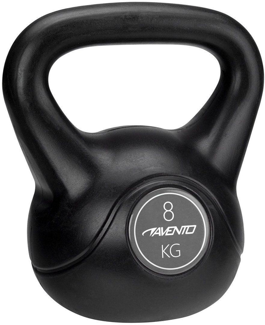 Kettlebell hantla Avento 8kg