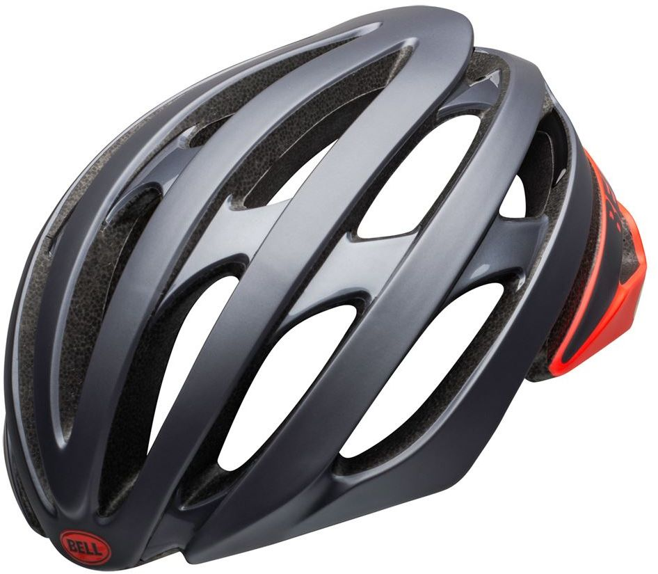 BELL STRATUS INTEGRATED MIPS kask rowerowy matte gloss gray infrared Rozmiar: 55-59,stratusmipsgrayinfra