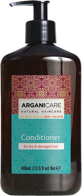 Arganicare Conditioner Dry & Damage Hair - Odżywka do suchych i zniszczonych włosów 400 ml