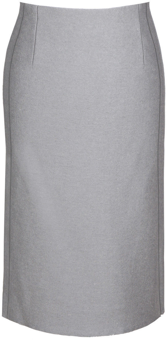 Spódnica FSP648 SZARY