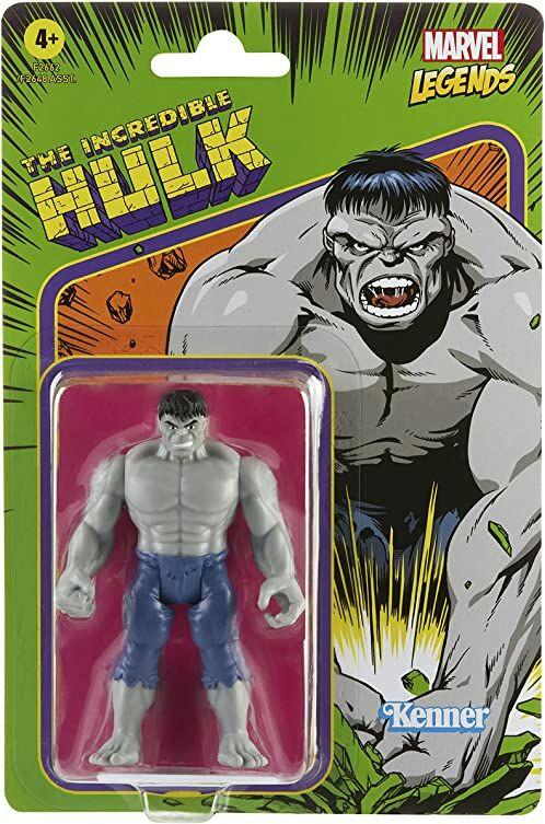 Hasbro Collectibles - Marvel Legends Recollect Retro Incredible Hulk