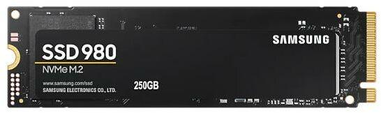Samsung 980 250GB PCIe x4 NVMe - szybka wysyłka!