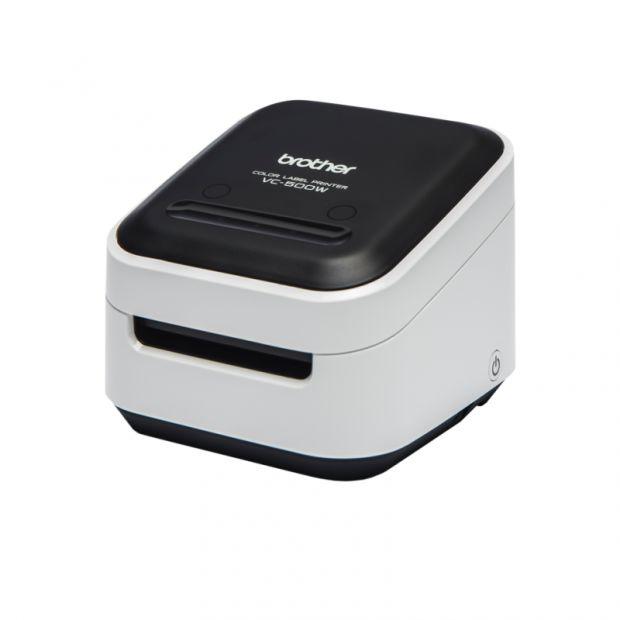 Kolorowa drukarka etykiet BROTHER VC-500W (VC500W)