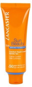 Lancaster Sun Beauty Comfort Cream krem do opalania do twarzy SPF 50 50 ml