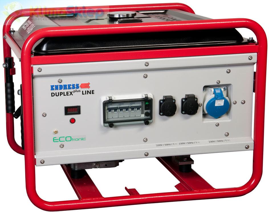 Agregat prądotwórczy Endress ESE 406 HG-GT DUPLEX plus