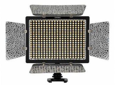 Lampa LED YN300 IV - RGB, WB (3200 K - 5500 K)