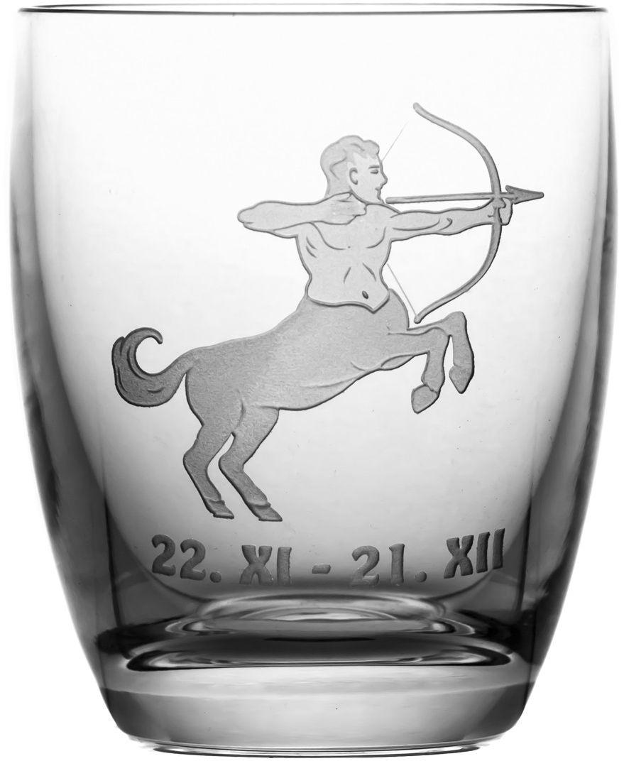 Szklanka strzelec znak zodiaku na prezent 05617
