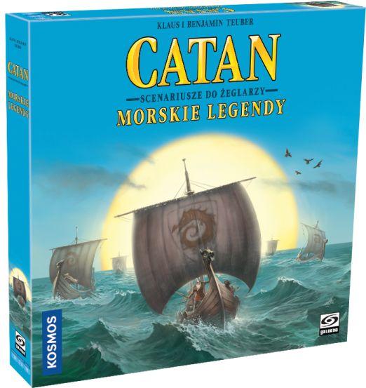 Catan: Morskie Legendy ZAKŁADKA DO KSIĄŻEK GRATIS DO KAŻDEGO ZAMÓWIENIA
