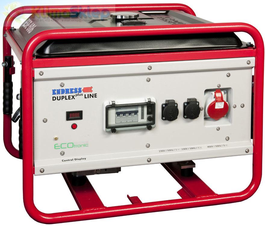 Agregat prądotwórczy Endress ESE 606 DHG-GT DUPLEX plus