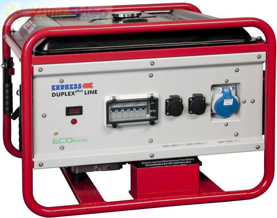 Agregat prądotwórczy Endress ESE 506 HG-GT ES DUPLEX plus