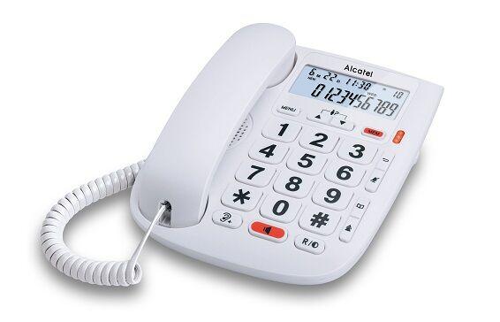 Alcatel TMAX20 Telefon przewodowy
