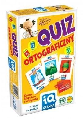Quiz ortograficzny IQ