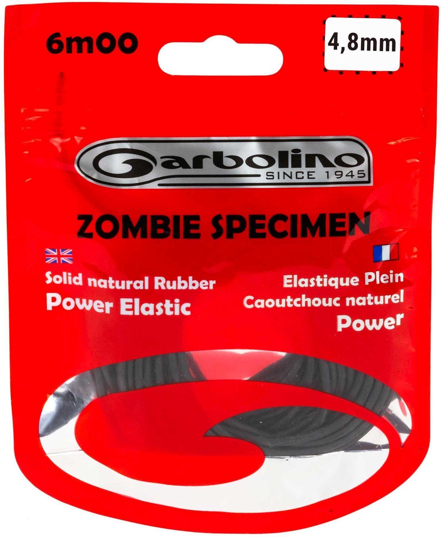 Guma Pełna Zombie Specimen 4,8 Mm